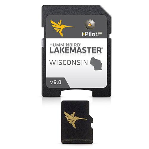 Humminbird 600025-5 Wisconsin Edition Version 7.0 w/ Scrollable List