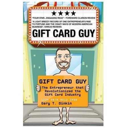 Gift Card Guy: The Entrepreneur That Revolutionized the Gift Card Industry - image 1 of 1