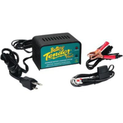 Battery Tender BATTERY TENDER 021-0128 12-Volt 1.25-Amp Battery Charger BAT02... Battery Tender Shop Charger