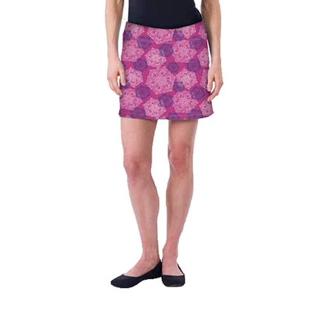 Colorado Clothing Women's Tranquility Skort, Hawaiin Dreams, X-Large