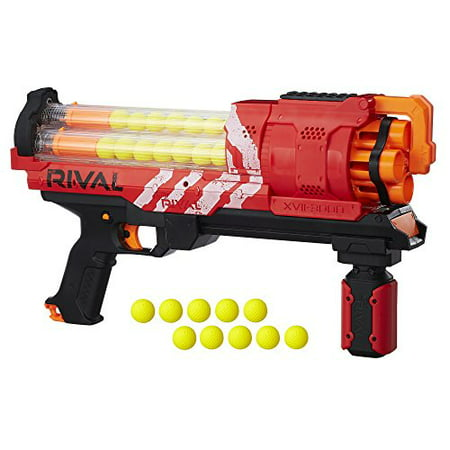 Nerf Rival Artemis XVII-3000 Red (Best Nerf Gun Under 20 Dollars)