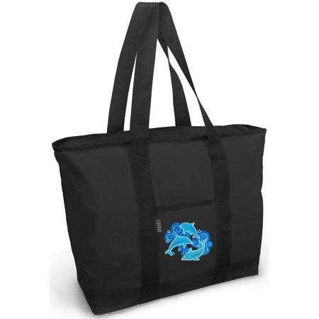 - Dolphin Tote Bag Deluxe Dolphin Tote Bags