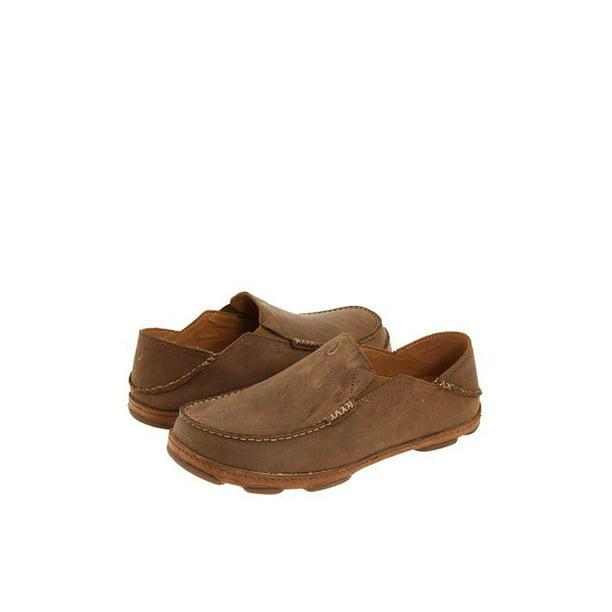 olukai olukai moloa men s casual slip on loafers 10128 2733 walmart com walmart com walmart