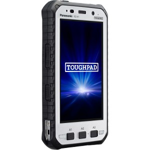 "Panasonic Toughpad FZ-X1ACABZZM 5"" Touchscreen Rugged Ultra Mobile PC - Snapdragon 600 APQ8064T 1.70 GHz - 2 GB RAM - Android 4.2.2 Jelly Bean - 1280 x 720 Display - Wireless LAN - Bluetooth - Webcam"