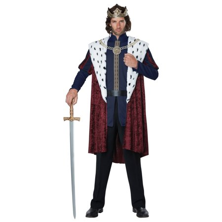 Royal Storybook King Adult Costume - King Ramses Costume