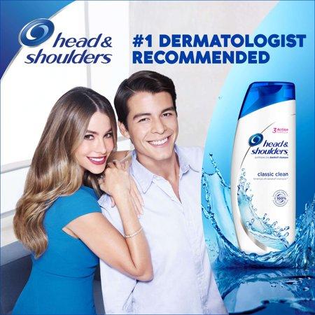 Best Head and Shoulders Classic Clean Anti-Dandruff Shampoo 13.5 Fl Oz deal