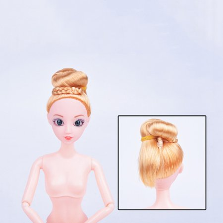 Iuhan Nude Doll With Head 12 Joint Moving Naked Bodies DIY Toys Accessories  Gift Girl - Walmart.com faa50ad21b85