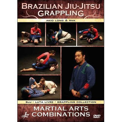 Brazilian Jiu-Jitsu Grappling, Martial Arts Combinations