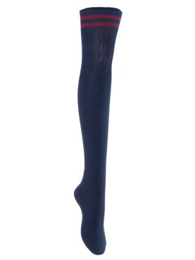 fe0458ae7 Product Image Women s 1 Pair Thigh High Socks J1023 Over the Knee High Leg  Wamers Girls Winter Warm