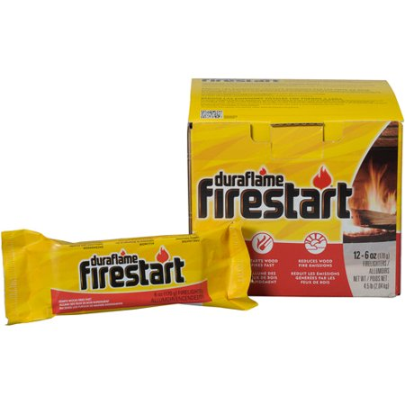 Firestart firelighters are the fast, sure way to start a fire. Using firestarters results in faster and more complete ignition of the fire, reducing emissions of particulate matter and carbo.