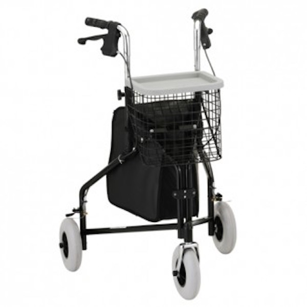 Nova Traveler 3-Wheel Rolling Walker