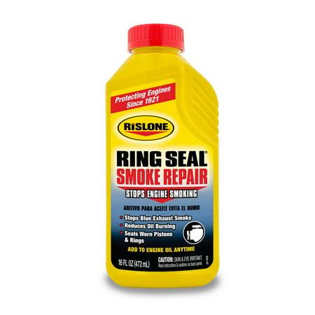 Rislone Ring Seal Smoke Repair (Rislone 4447 Compression Repair With Ring Seal)