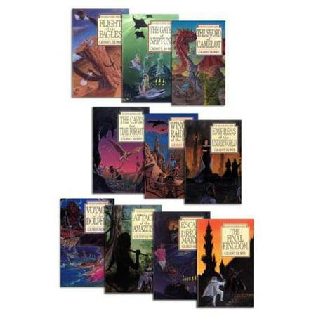 Seven Sleeper Series - eBook