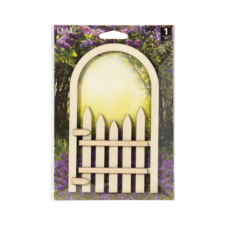 Fairy Garden Fence Gate, 1 Pc.