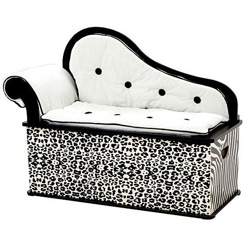 Levels of Discovery Wild Side Bench Seat with Storage