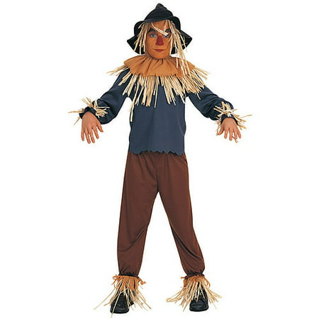 Scarecrow Child Halloween Costume - Scarecrow Makeup Halloween