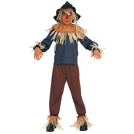 Scarecrow Child Halloween Costume - Scarecrow Halloween Costume Pattern