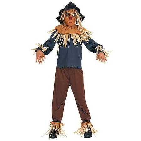 Halloween Scarecrow Makeup (Scarecrow Child Halloween)