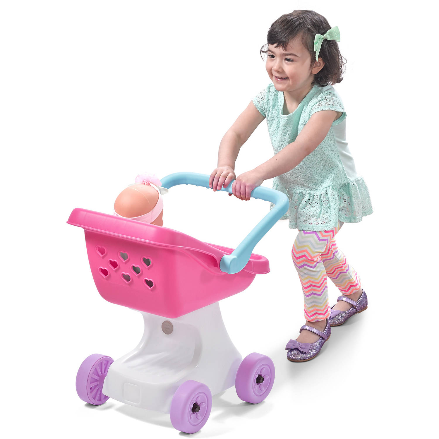 Toy Baby Doll : Double doll stroller walmart