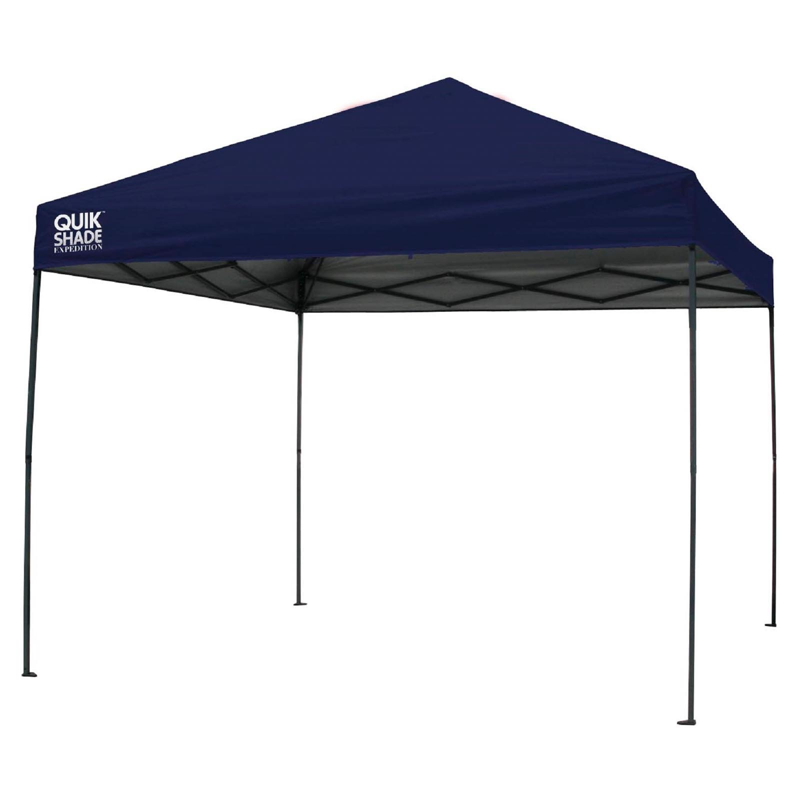 Quik Shade Expedition 10x10 Straight Leg Instant Canopy 100 Sq Ft
