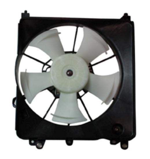 NEW LEFT ENGINE COOLING FAN ASSEMBLY FITS 2011-2014 HONDA CR-Z HO3115152 19015-RBJ-004 19020-RB0-004 19030-RB0-004 HO3115152