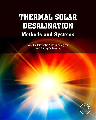 Thermal Solar Desalination: Methods and Systems by