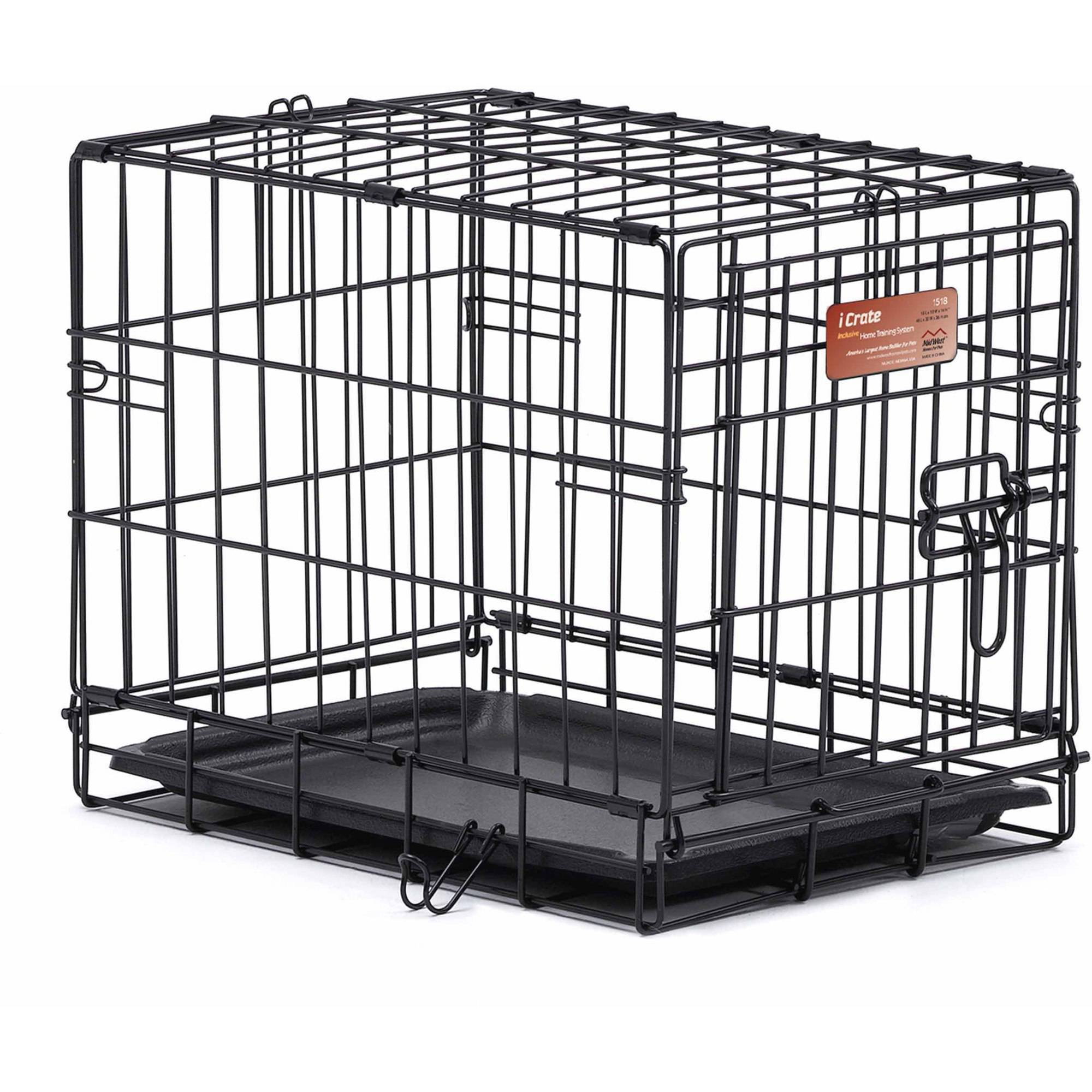 midwest  life stages dog crate  walmartcom -