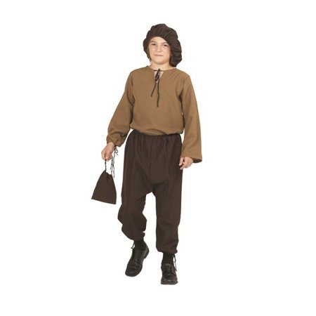 Renaissance Peasant Boy Costume (Renaissance Costume For Boys)