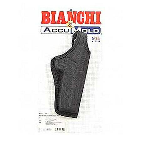BIANCHI 7001 THUMB SNAP COLT GOVERNMENT 45; LLAMA IXA; PO P12/13/14/16 ACCUMOLD TRILAMINATE BLACK