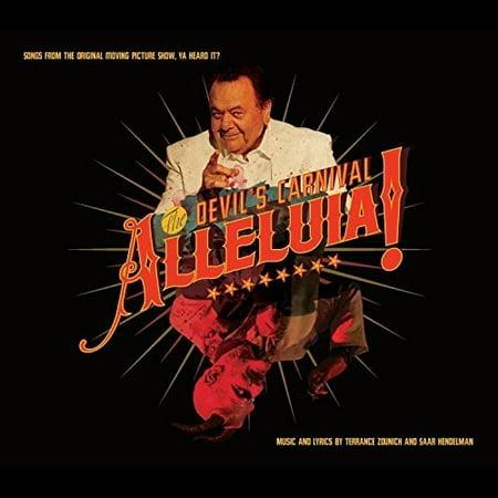 Alleluia! The Devil's Carnival (CD)](Carnival Music)