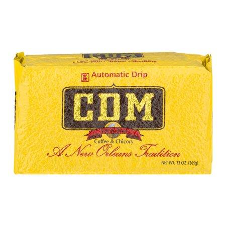 Western 13 Coffee (CDM Automatic Drip Coffee & Chicory, 13.0)