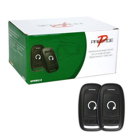 Prestige APSRS1Z 1-Way 1-Button Remote Car Auto Start System Up to 1000 FT Range