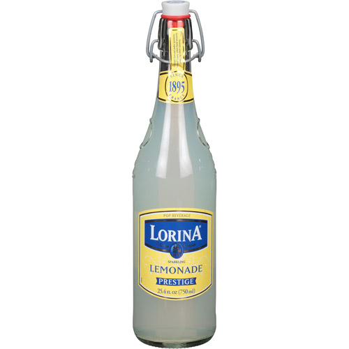Lorina Sparkling Lemonade, 25.4 fl oz, (Pack of 12)