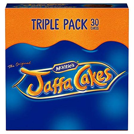 McVities Jaffa Cakes Triple Pack 30 366g ()