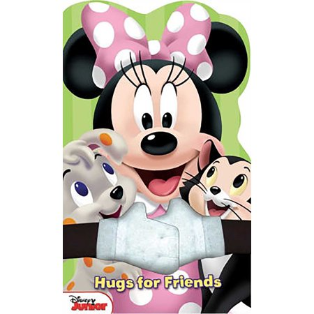 Disney Minnie Mouse Hugs for Friends : A hugs book - It's Halloween You Fraidy Mouse Book