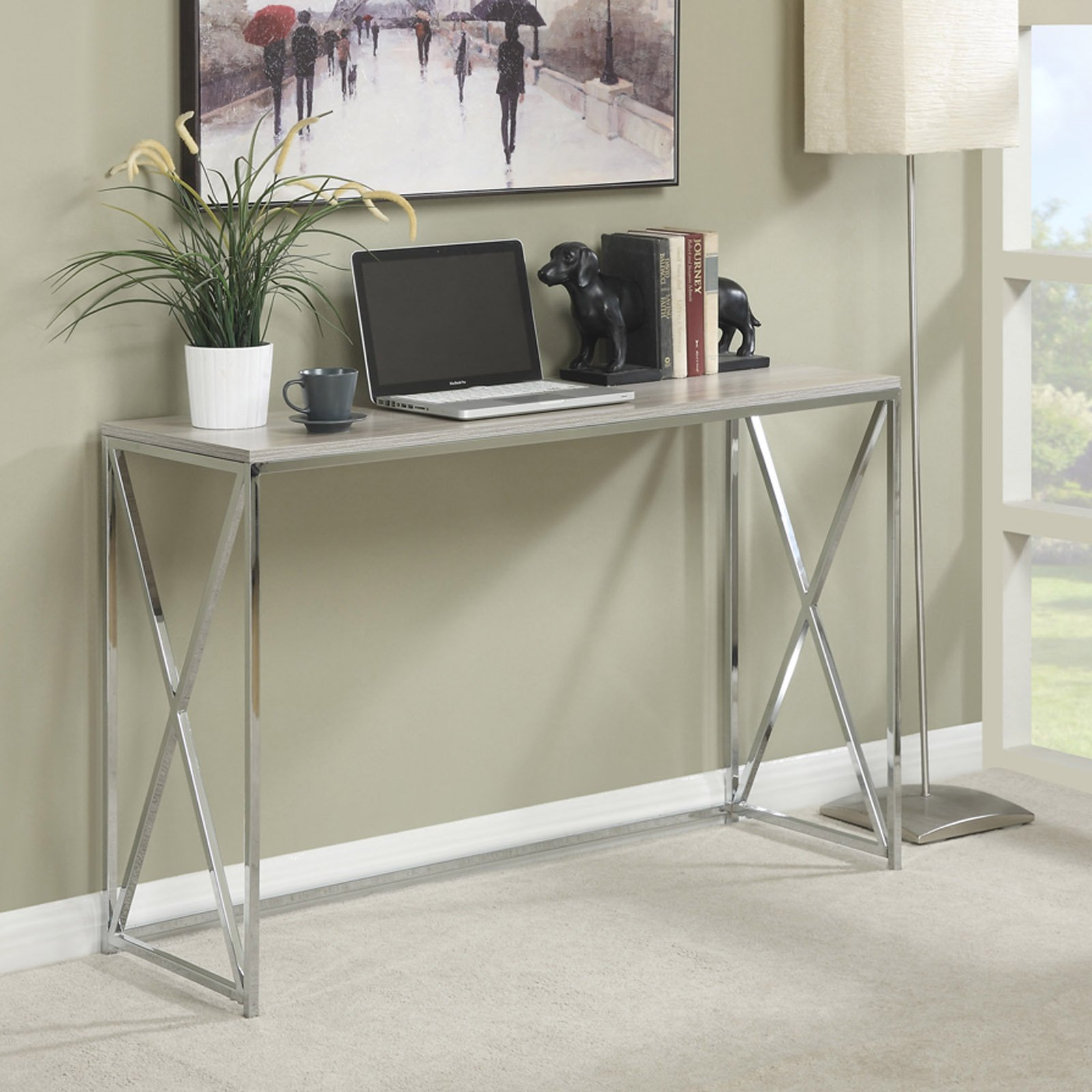 Convenience Concepts Belaire Console Table by Generic