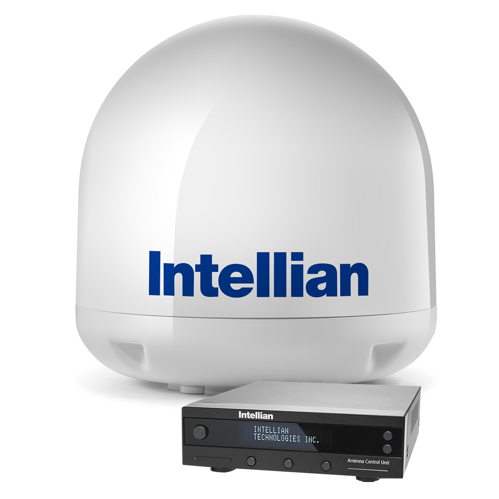 "INTELLIAN I3 US SYSTEM 14.6"" DISH WITH DIRECTV H24 RECEIVER by Intellian"
