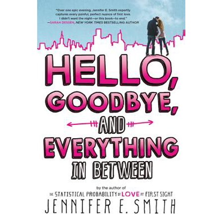 Hello, Goodbye, and Everything in Between](Goodbye Halloween Hello Christmas)