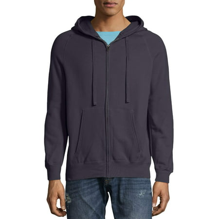 - Men's Big Nano Premium Soft Lightweight Fleece Full Zip Hoodie