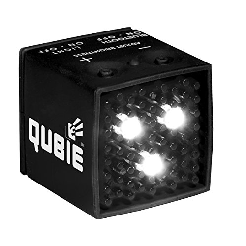 QUBIE LED MICRO LIGHT BLACK