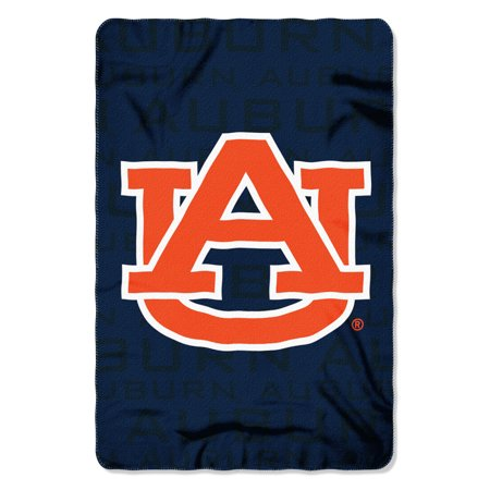 """(NCAA - Auburn Tigers , """"Shadow"""" 40""""x 60"""" Fleece Throw)"""