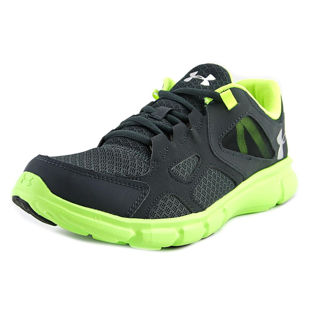 Under Armour Thrill Round Toe Synthetic Running Shoe
