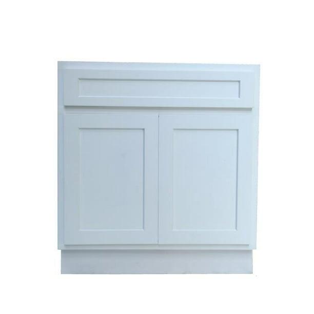 Vanity Art Va4033w Cabinet With, 21 Vanity Cabinet