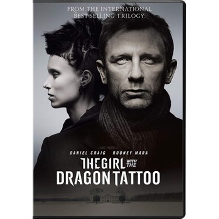 The Girl with the Dragon Tattoo (DVD) (House In Girl With The Dragon Tattoo)