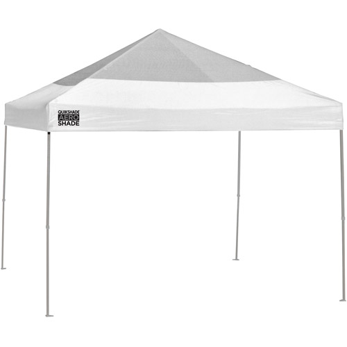 Quik Shade Weekender Elite Aero Shade 10'x10' Straight Leg Instant Canopy (100 sq. ft. coverage) by Bravo Sports