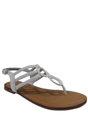 e7eaf84dbf558 Product Image Girls Wonder Nation Braided Strap Sandal