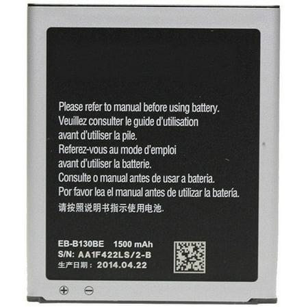 EB-B130BE Battery for SAMSUNG Galaxy Ace 4, Galaxy S Duos 3, Galaxy V, (Samsung Galaxy S Duos 2 S7582 Battery Original)