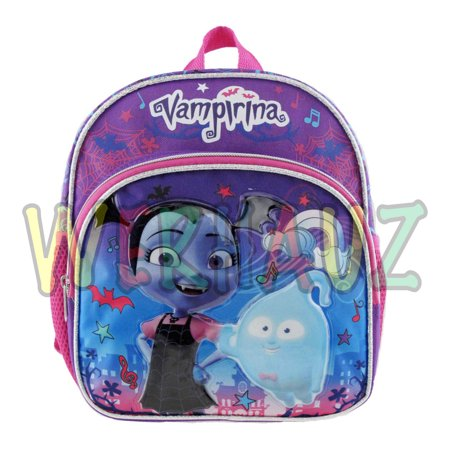Disney Vampirina Toddler Kids Girls  Mini Backpack/School/Book Bag