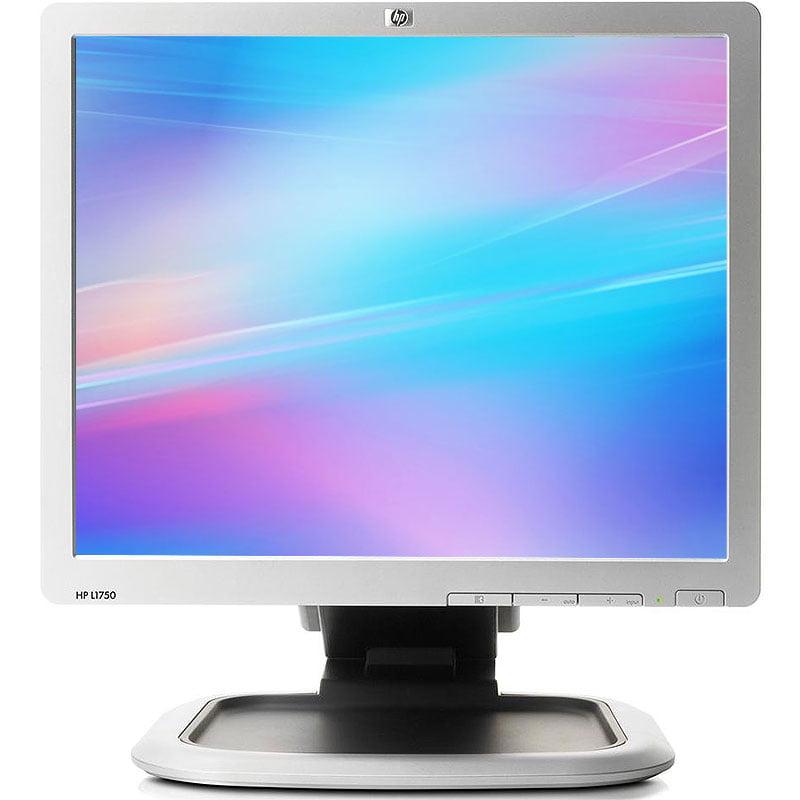 "Refurbished HP L1950 1280 x 1024 Resolution 19"" LCD Flat Panel Computer Monitor Display"