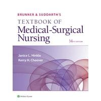 Brunner & Suddarth's Textbook of Medical-Surgical Nursing (Hardcover)